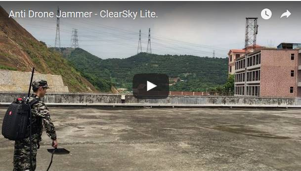 ClearSky_lite_demo_video_drone_UAV_jammer